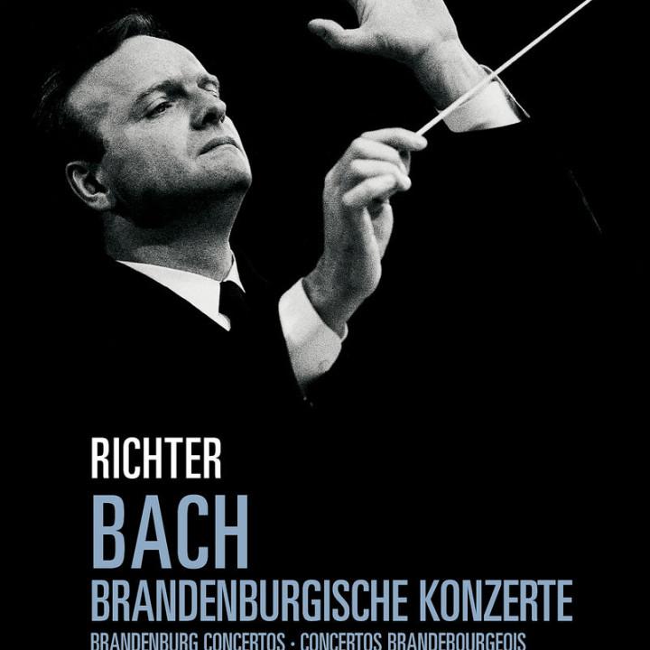 Bach, J.S.: Brandenburg Concertos BWV 1046 - 1051 0044007341472