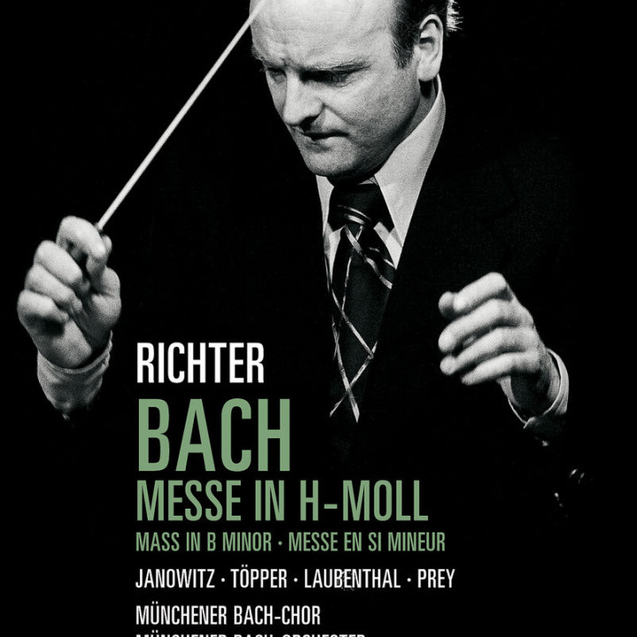 Bach, J.S.: Mass in B minor 0044007341483
