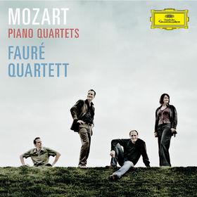 Fauré Quartett, Mozart: Piano Quartets K 478 & 493, 00028947758853