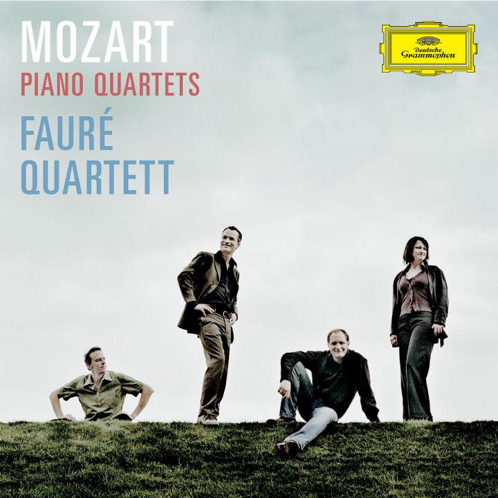 Mozart: Piano Quartets K 478 & 493 0028947758855
