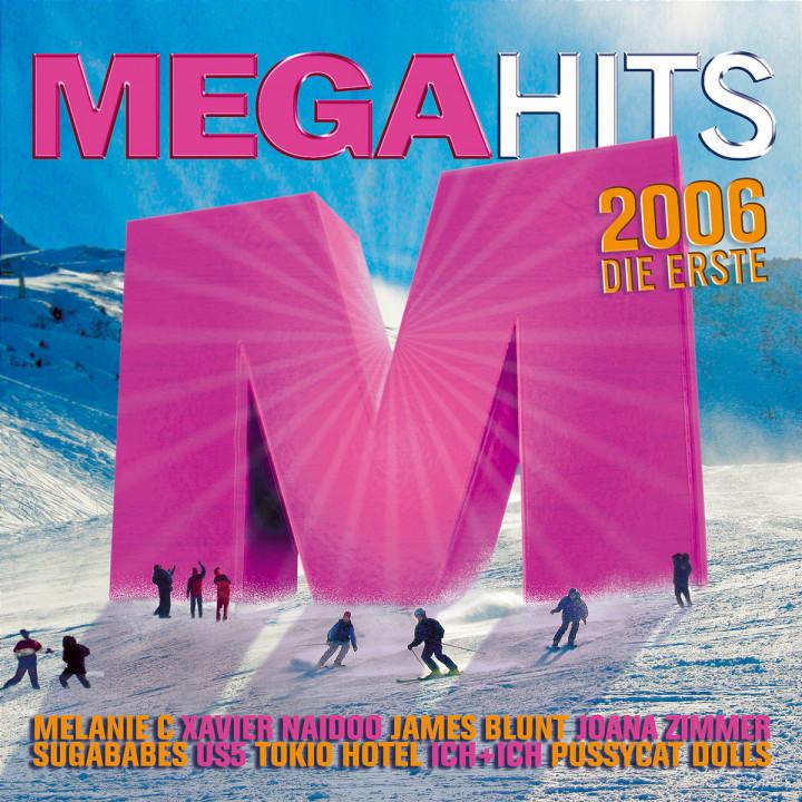 Megahits 2006 - Die Erste 0602498361289