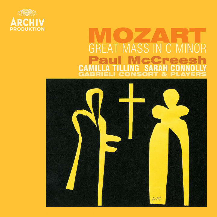 Mozart: Mass in C minor 0028947757441