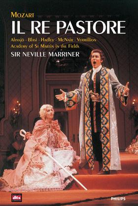 Wolfgang Amadeus Mozart, Mozart: Il Re Pastore, 00044007012994