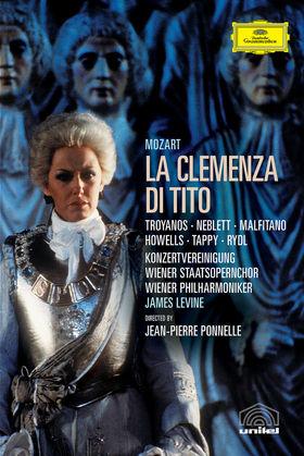 James Levine, Mozart: La Clemenza di Tito, 00044007341285