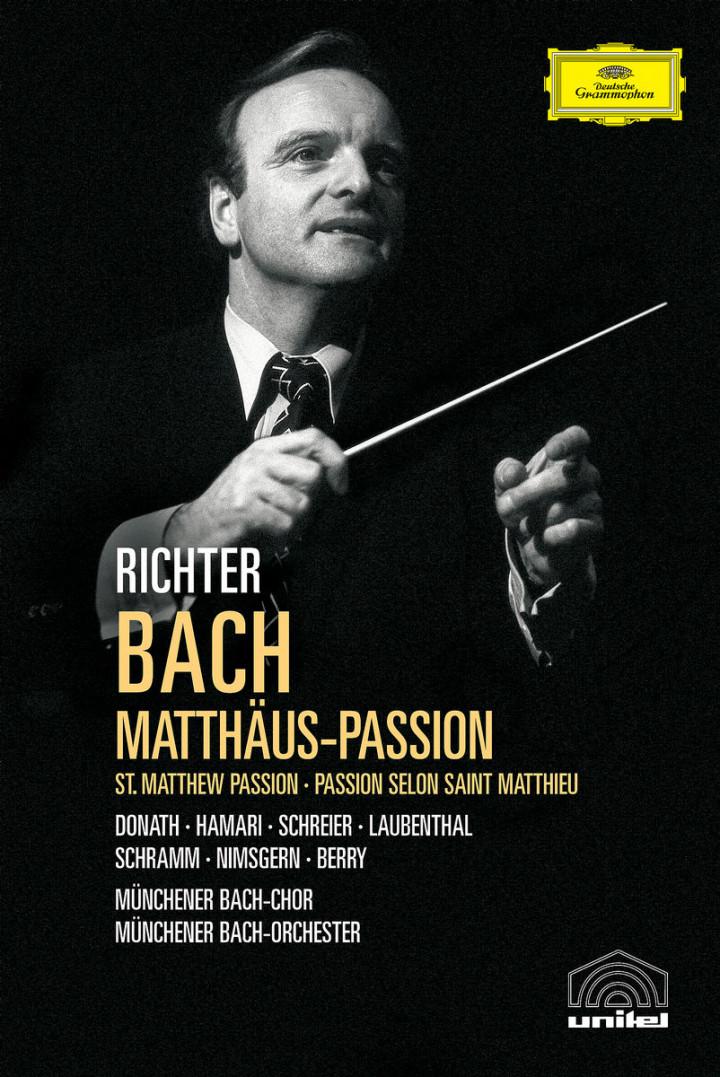 Bach, J.S.: St. Matthew Passion, BWV 244 0044007341494