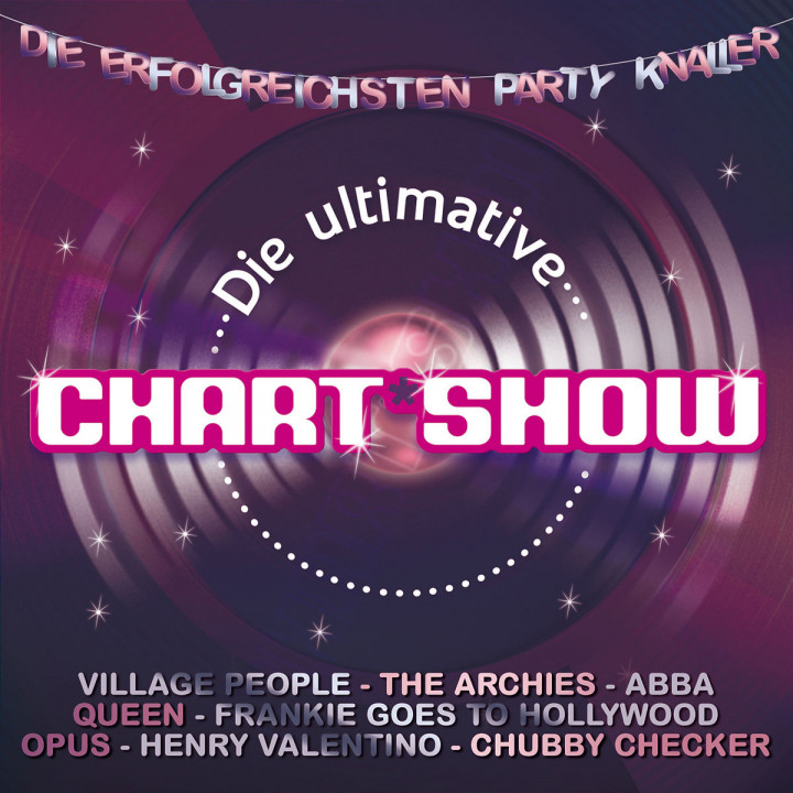Die Ultimative Chartshow - Party Knaller 0602498353901