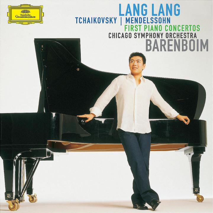 Tchaikovsky / Mendelssohn: First Piano Concertos 0028947761091