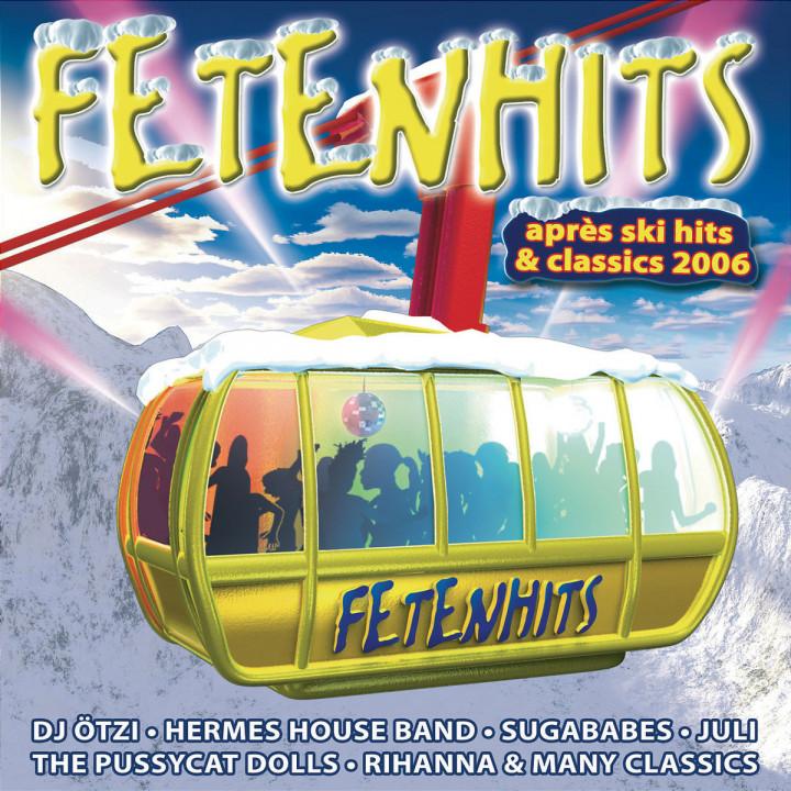 Fetenhits Aprés Ski 2006 0602498363258