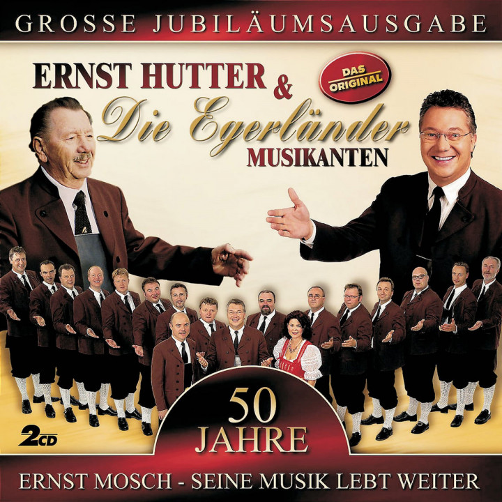 50 Jahre - Ernst Mosch - Seine Musik Lebt Weiter 0602498740219