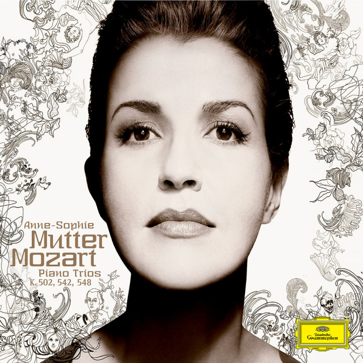 Mozart: Piano Trios K. 548, 542 & 502 0028947761149