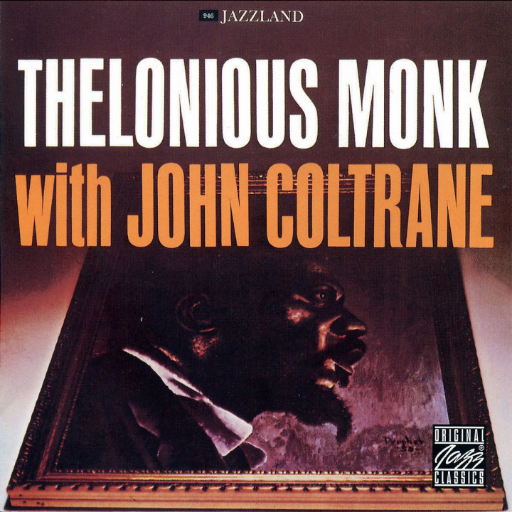 Thelonious Monk With John Coltrane 0025218603920