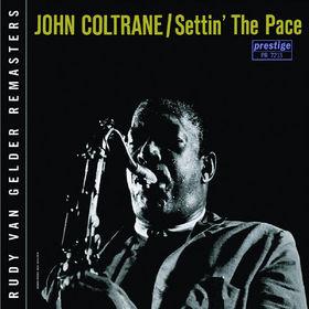 John Coltrane, Settin' The Pace, 00888072306462