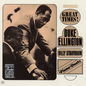 Duke Ellington, Piano Duets: Great Times!, 00025218610827