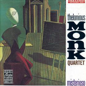 Original Jazz Classics, Misterioso, 00025218620628