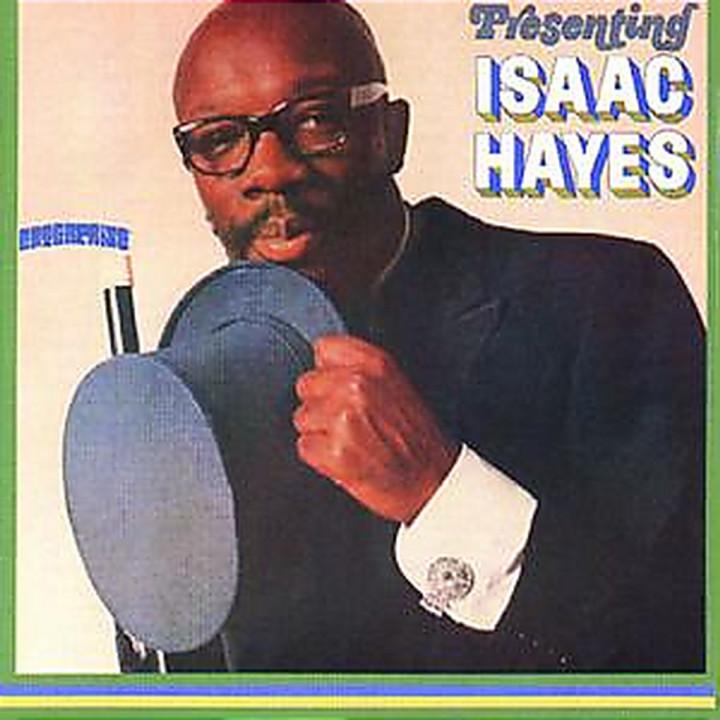 Presenting Isaac Hayes 0025218859624