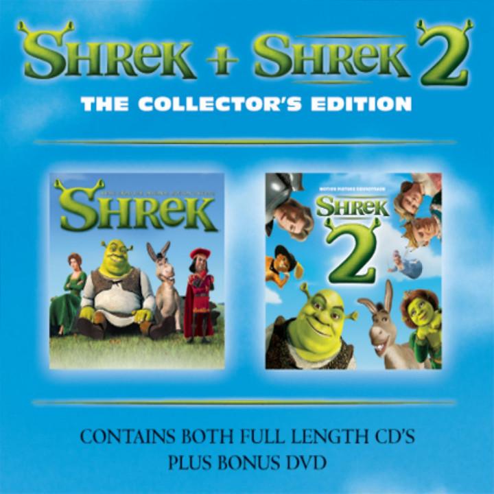 Shrek 1 & Shrek 2 0075021037971