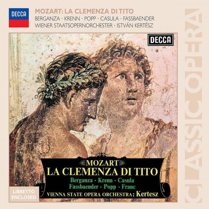 Mozart: La Clemenza di Tito 0028947570301