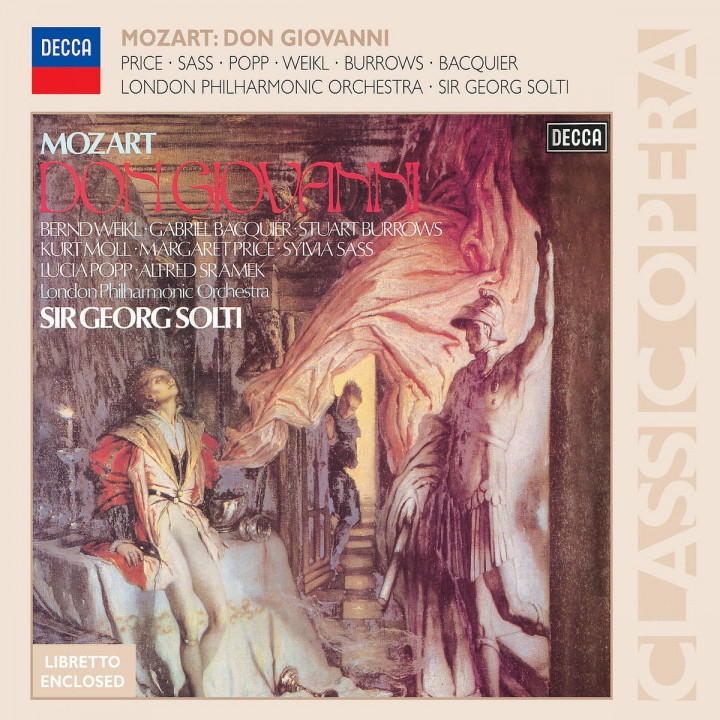 Mozart: Don Giovanni 0028947570378
