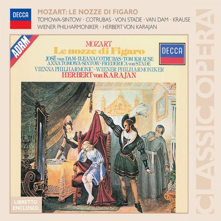 Mozart: Le Nozze di Figaro 0028947570459