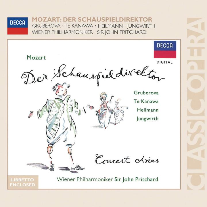 Mozart: Der Schauspieldirektor 0028947570493