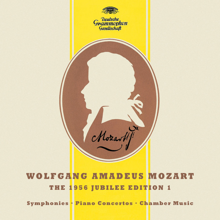 The 1956 Mozart Jubilee Edition 0028947758062