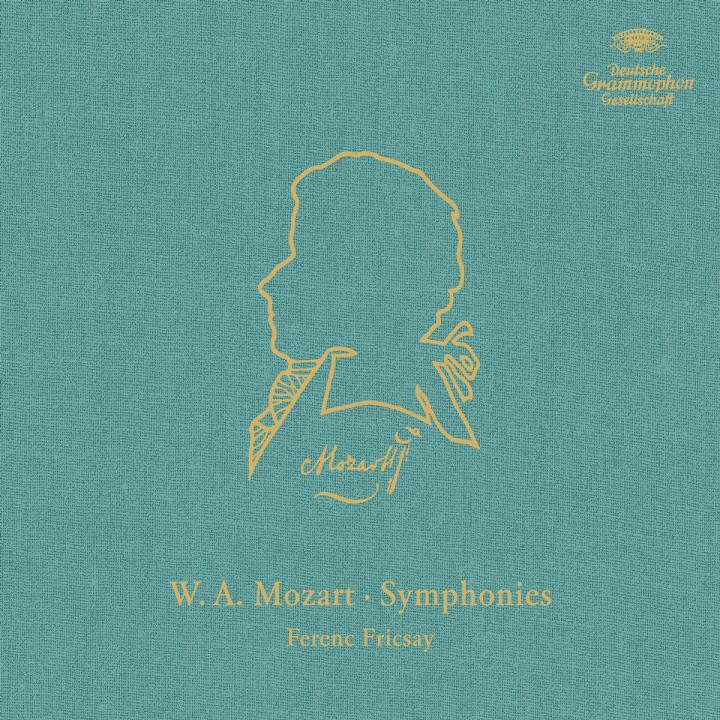Mozart: Symphonies 0028947758073
