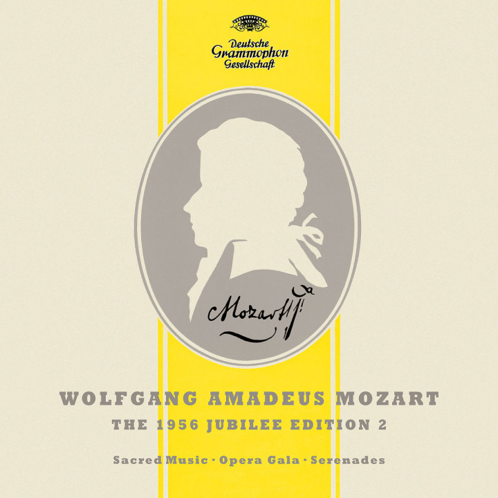The 1956 Mozart Jubilee Edition 0028947758109