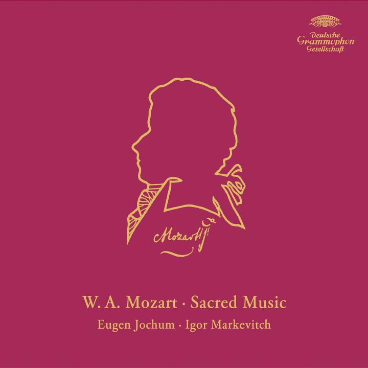 Mozart: Sacred Works 0028947758110