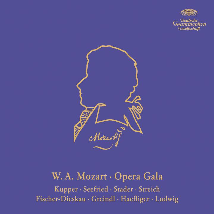 Mozart: Opera Gala 0028947758121