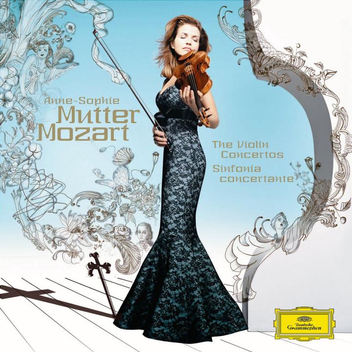 Mozart: The Violin Concertos; Sinfonia concertante 0028947759258
