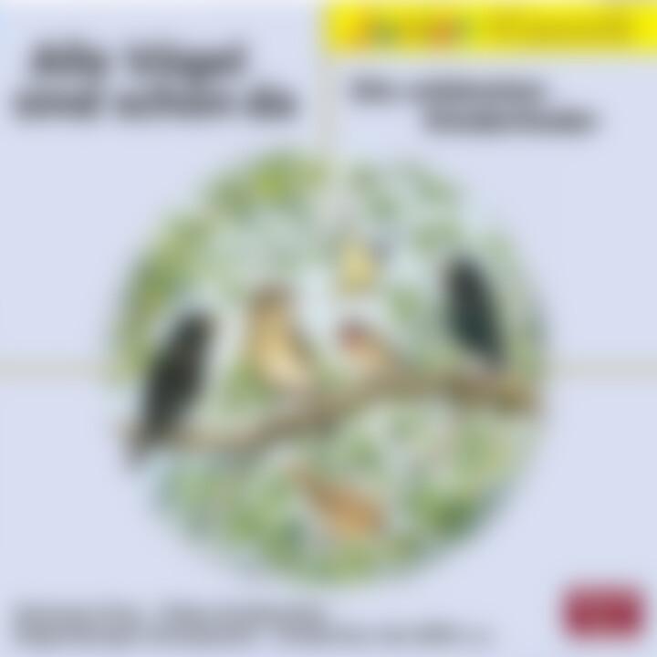 Alle Vögel sind schon da - Die schönsten Kinderlieder 0028947690685