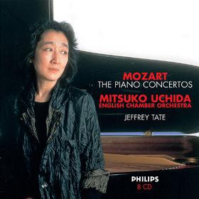 Wolfgang Amadeus Mozart, Mozart: Piano Concertos, 00028947573067