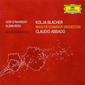 Alban Berg, Violin Concertos, 00028947630692
