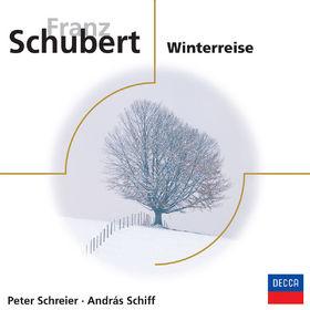 András Schiff, Schubert: Winterreise, 00028947691563
