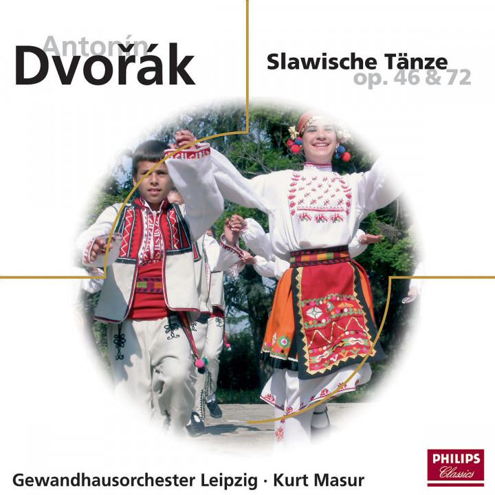 Dvorák: Slawische Tänze 0028947691871