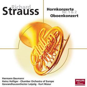 Richard Strauss, R. Strauss: Obenkonzert & Hornkonzerte, 00028947691884