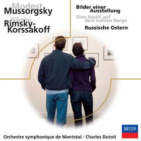 Modest Peter Mussorgsky, Mussorgsky: Bilder einer Ausstellung, 00028947691891