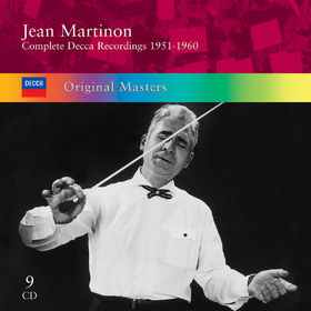 Jacques Offenbach, Jean Martinon: Original Masters, 00028947572091