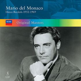Georges Bizet, Mario del Monaco / Original Masters, 00028947572695