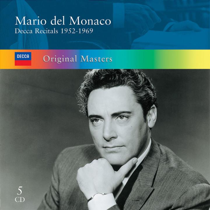 Mario del Monaco / Original Masters 0028947572691