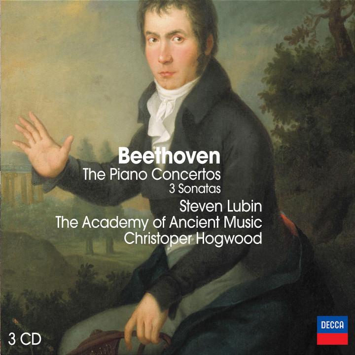 Beethoven: Piano Concertos & Sonatas 0028947572978