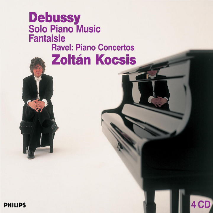Debussy: Piano Music 0028947573016