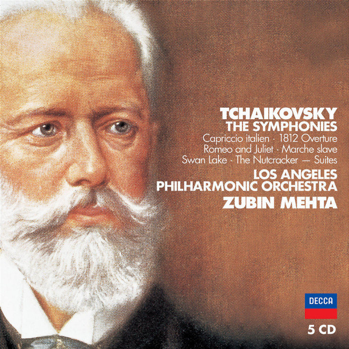 Tchaikovsky: The Symphonies 0028947573153