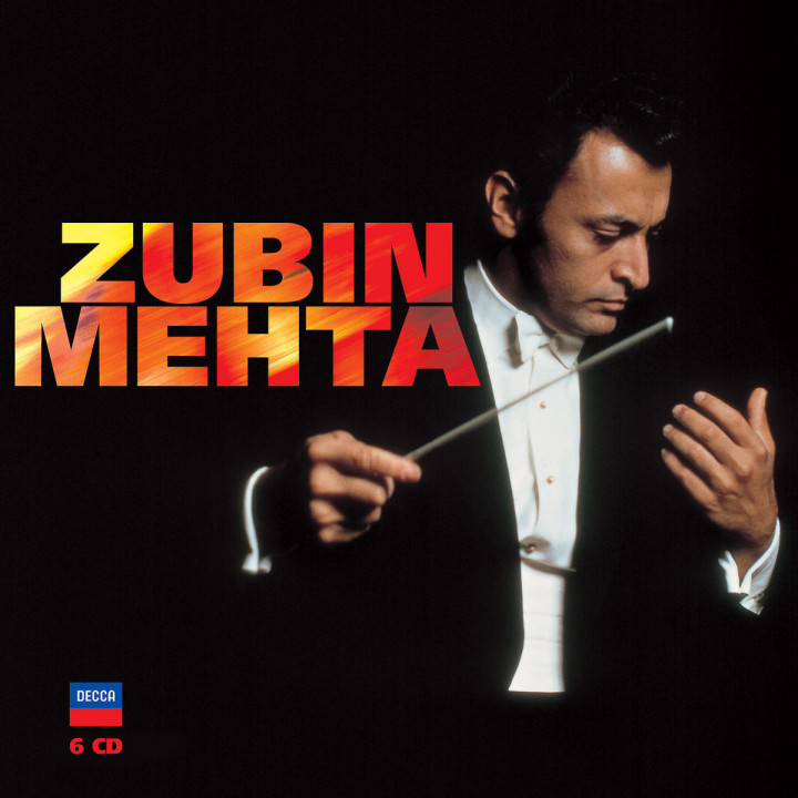Tribute to Zubin Mehta 0028947574707