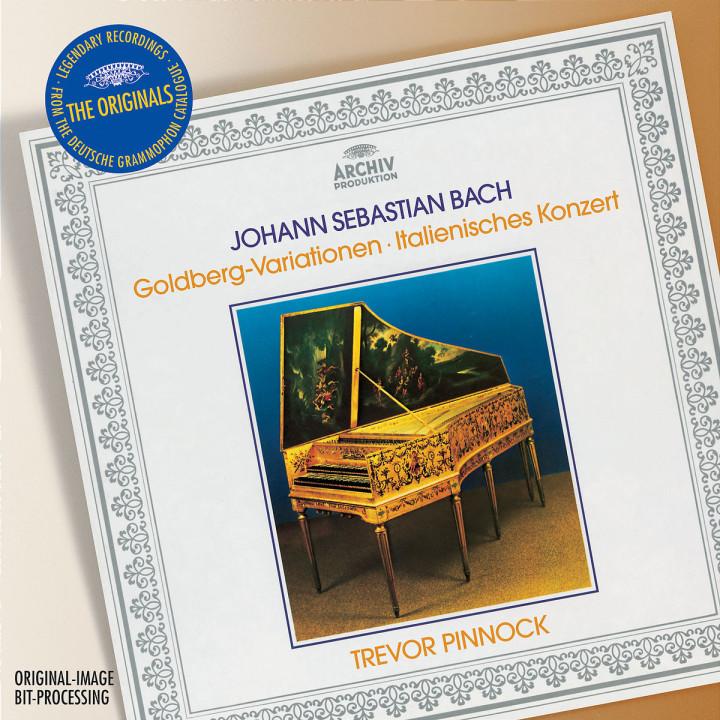 Bach: Goldberg Variations; Italian Concerto 0028947759029