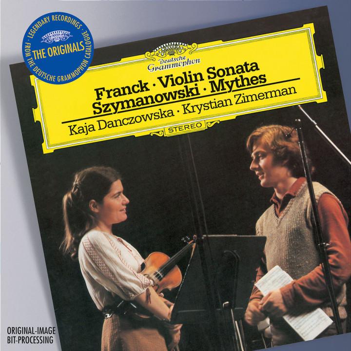 Franck: Violin Sonata / Szymanowski: Mythes a.o. 0028947759030