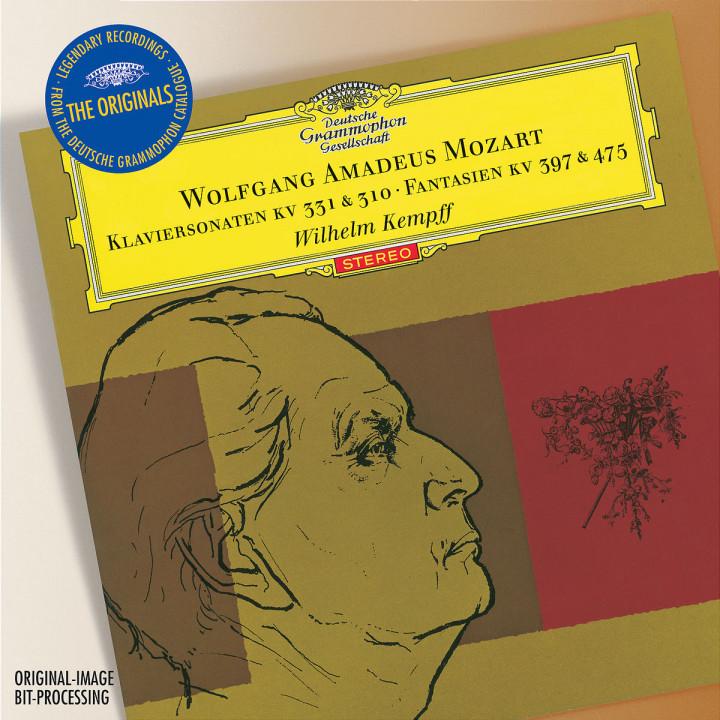 Mozart: Piano Sonatas 0028947759074