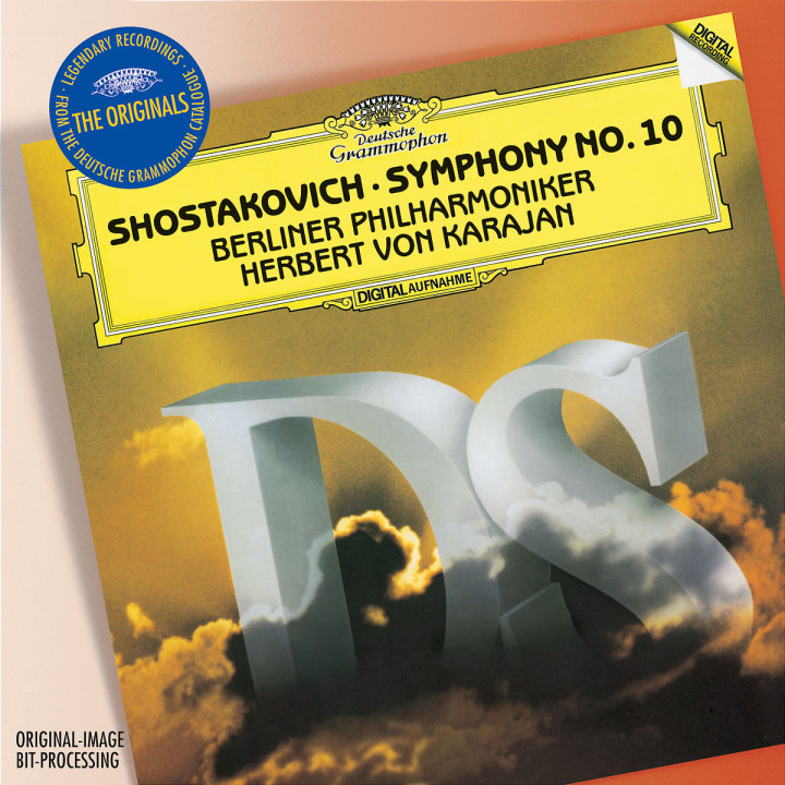 Shostakovich: Symphony No.10 0028947759096