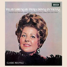 Carl Maria von Weber, Pilar Lorengar / Classic Recital, 00028947571650