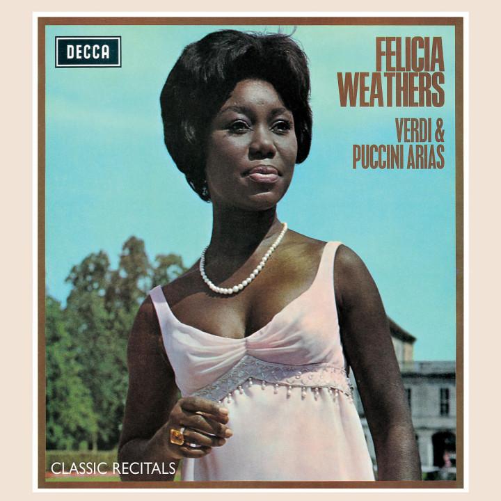 Felicia Weathers / Classic Recital 0028947571678